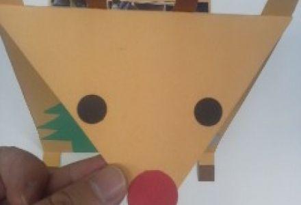 クリスマスカードをいただきました