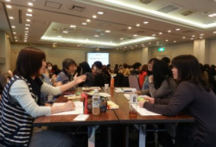 福島県児童館・児童クラブミーティングを開催。